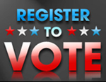 Register to Vote: CREDO Mobile, powered by CREDO Mobile